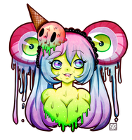 Melty Queen by VVednesdays