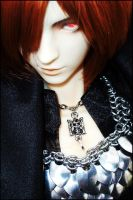 Death Note BJD: Kira-Sama by Maru-Light