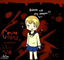 Pewdiepie - Corpse Party by MARIANoiz