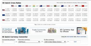 Universal Currency Converter by Linux4SA