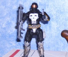 Spartan Punisher 3 by toyphototaker