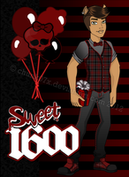 Hunter Fenrir Sweet 1600 by teddy-beard