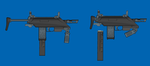 Blue Arms AP17 (mp7 mini) by andyshadow26