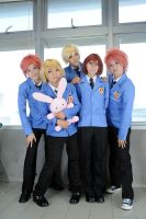 Ouran High School Host Club  Family Picture (? by sharuruka
