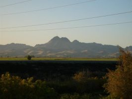 The Buttes by TeardropEuphoria
