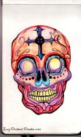 Sugar Scull by LucyJOrchard