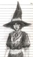 Pointy Witch Hat by eanh