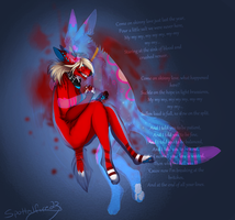 Skinny Love +speedpaint by Spottedfire23