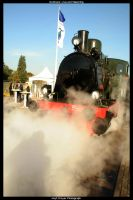 Innotrans: Live and Steaming by HerrDrayer