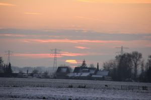 12-12-08 The Sunset 17 by Herdervriend