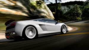 Gallardo GT5 Trial Mountain by RaynePhotography