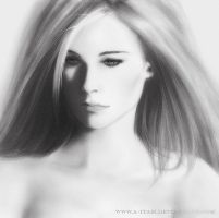 Avril Lavigne by A-ITAM