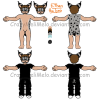 .:Ethan Ref:. by CrazyMeliMelo