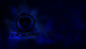 Rise Against Wallpaper by Suona-Chan