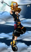 KH: Hero's Blade by Past-Chaser