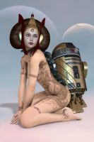 Help Me Obi-Wan, You're My Only Hope by RGUS