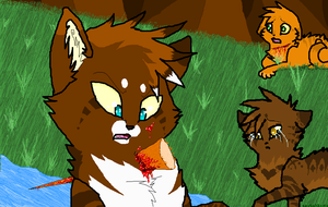 Hawkfrost's Deathh by PI0SON