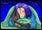 Good Night Yamask by KillerSandy