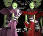 Invader Zim - Towers of Doom by Krusnik007