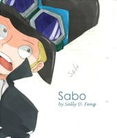 Sabo by SallyDFeng