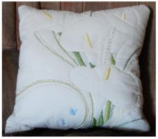 Lilly pillow by Glori305