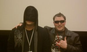 Me and Toddintheshadows by Headbanger14