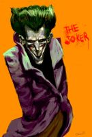 The Joker by DavidGau