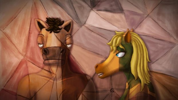 Now You're Just Some HORSIE That I Used To Know by Goomuin