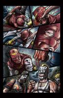 Soldier Legacy 3 Send in the Clowns by pmason83