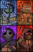 TMNT: Vision Quest by ChaosWhite180