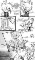 .:Mini Doujinshi:.Steffany's past Pg 3 by DJ-StaaR