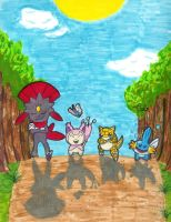 You, Me, and Pokemon by Transformersfan4ever
