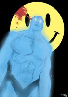 Dr Manhattan by DenisM79