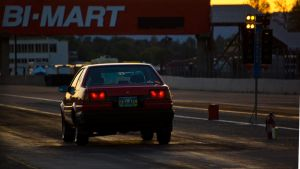 AE86 on the Strip by Motocompo