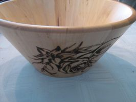 Flower bowl 2 by lorestra