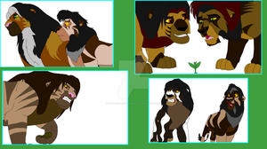 Lion Adopts 6 CLOSED by Howler-Adoptables