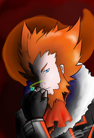 Pokemon - Lysandre of Team Flare by Psyche-Angel