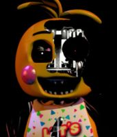 Withered Toy Chica by Fnafdude223