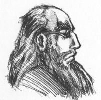 Old Man - Rutherford by beonarri