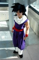 Android Saga Son Gohan cosplay 3 by TechnoRanma