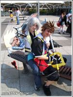 Sora and Riku- 2008 May Expo by KellyJane