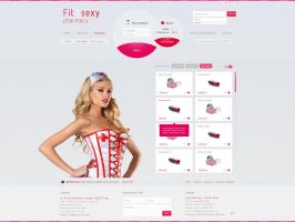 Fit-sexy pharmacy by eMCepa