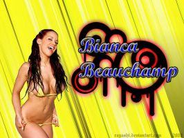 Bianca Beauchamp Wall by Rayashi