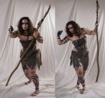 Woad Warrior  13 by lindowyn-stock