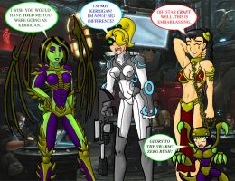Starcraft 2 Launch Party by Razmere