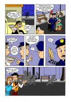 Disaster Date: Page 5 by PeterSFay