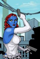 Mystique by RisQ55