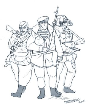 Soviet Army Collection 1943-1987 by Panzermeido
