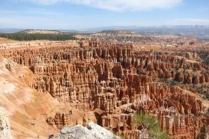 Desert - Bryce Canyon, view 3 by elodie50a