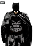 Batman (Ben Affleck) Dawn of Justice by Alexbadass